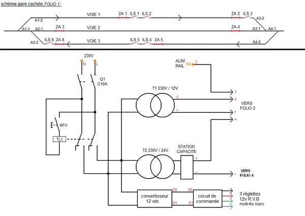Plan Lectrique Gnral Electrique